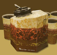 Coffee Carriers & Insulated Beverage Containers